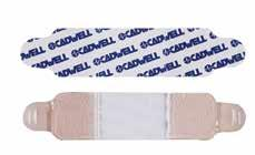 Disposable Surface Electrodes Electrodes Cadwell Disposable Tab Electrodes (Improved Hydrogel) Available in small and large sizes, noise is not a factor with these popular, easy-to-place, silver/