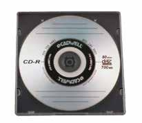 Recordable CD-R Recordable DVD+R 2GB compact flash drive for