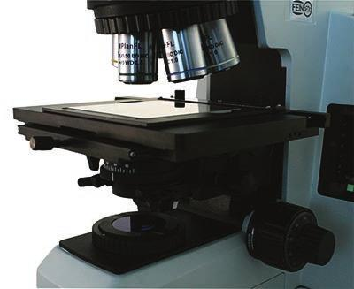 M50 Series Metallurgical BF/DF Microscope Models M50