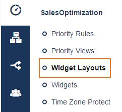 Click Submit t save changes and see preview f widget Example f preview: Can Edit r Delete Custm Widget Widget Administratin Multiple widgets can be created based n specific needs Widget Lcatins
