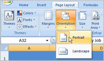Choose one of the predefined settings or enter custom margins.
