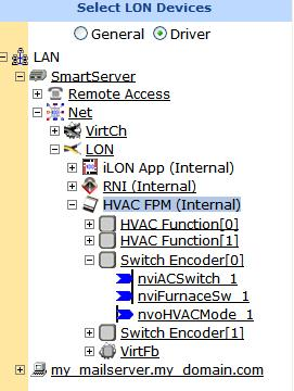 If you switched a static device interface to a dynamic interface, add a functional block representing your FPM application as described in the Using a Dynamic Device Interface section earlier in this