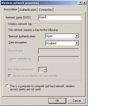 1. From the Windows Start menu, choose Settings > Control Panel > Network and Internet Connections. 2. Click the Network Connections icon. 3. Right click the LAN Connection icon and choose Disable. 4.