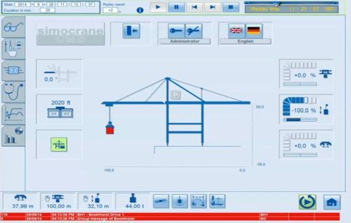 Drive and control components for cranes pdf for Eplan for drivers