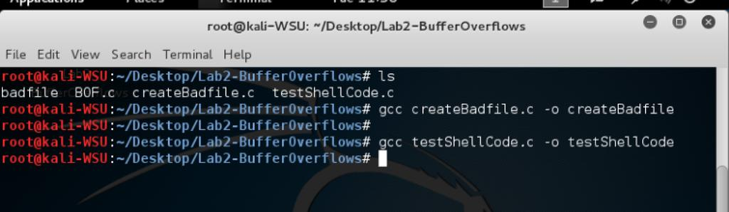 Lab 2: Buffer Overflows - PDF