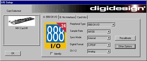 I/O Setup Dialog Click the Advanced button in the WaveDriver Settings to open the I/O Setup dialog: Figure 6.