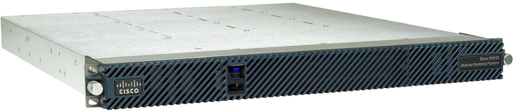 Cisco D9036 Modular Encoding Platform Product Overview The Cisco D9036 Modular Encoding Platform provides multi-resolution, multi-format encoding for applications requiring high levels of video