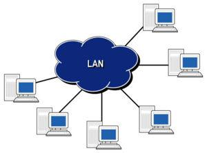 Networking Terminology (continued) LAN, WAN, MAN, SAN Local area network (LAN) is contained within a company or department and located in a