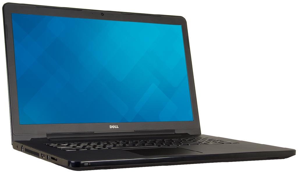 Inspiron 17 5000 Series Views Copyright 2015 Dell Inc. All rights reserved. This product is protected by U.S. and international copyright and intellectual property laws.