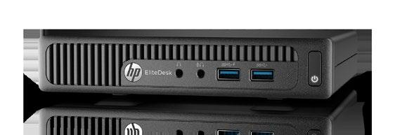 60 SAVE UP TO 30% HP EliteDesk 800 G2 Small Form Factor Intel