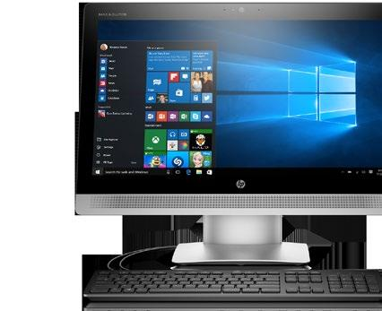 84 SAVE UP TO 38% HP EliteOne 705 G2 All-in-One AMD Pro