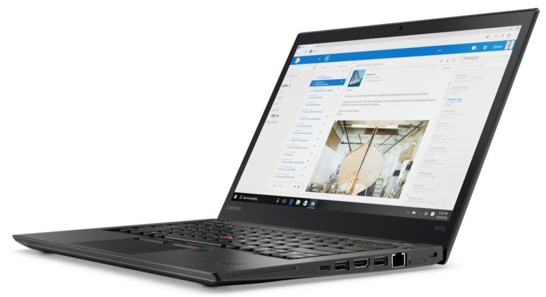 T470s ThinkPad T Series - Business Travel Family MTM Part No Warranty Processor Memory HDD / SSD Optical Drive Graphics Screen Wireless WWAN Ethernet Bluetooth Camera FPR Battery Card Reader OS Color