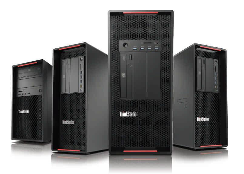 ThinkStation Topseller - March 2018 - Switzerland Visit ThinkWorkstations.com by clicking here ThinkStation P Series Workstations Form Factor MTM Part No List Price excl.