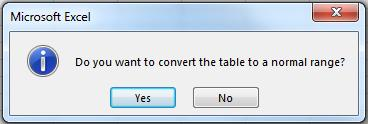 Navigating to the Table Table Styles Click in the Name Box on the left end of the Input Line. Enter the name of the table and then press Enter. Click in the table.