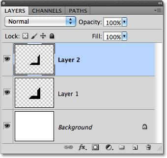 Go to Layer > New > Layer via Copy. You can also press the keyboard shortcut Ctrl+J (Win) / Command+J (Mac).