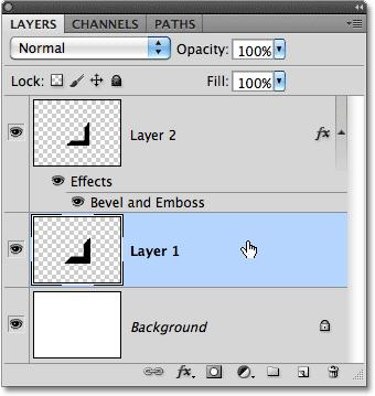 Selected layers appear highlighted in blue in the Layers panel.