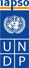 For further information regarding this publication contact: United Nations Development Programme Inter-Agency Procurement Agency Midtermolen 3