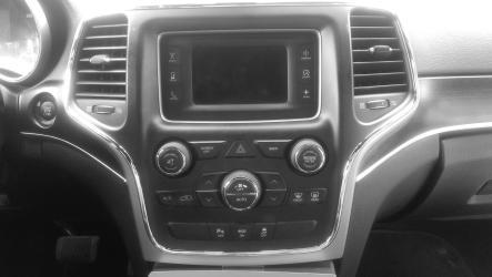 Jeep Grand Cherokee 5 Touch Radio Removal WARRANTY DISCLAIMER NOTICE!