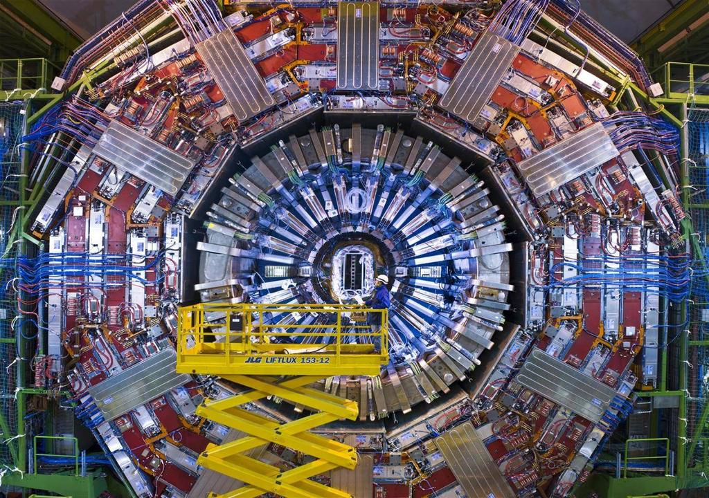 The Compact Muon Solenoid 42 countries, 182 institutes, ~4300 people More than 75 Million channels Each event is