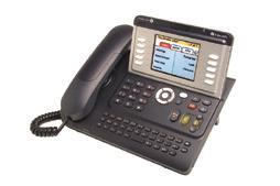 WIRELINE PHONES 8 Series IP Touch and 9 Series Digital phones Terminals for professional IP or digital telephony 4068