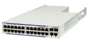 ports OmniSwitch 6400 Gigabit Ethernet switch 24