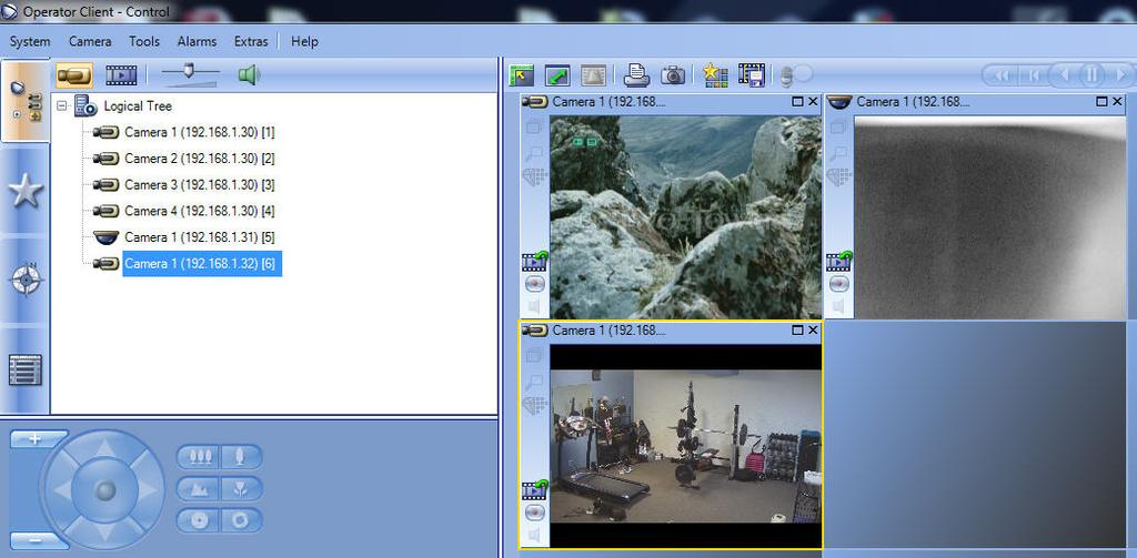 CCTV IP Netwrk Vide Technical Brief DIVAR IP 3000 Field Installatin Guide 14 Live
