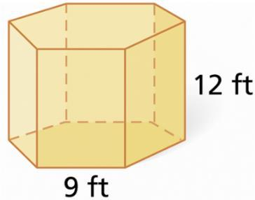 Example 2: Finding Volumes of Prisms Find the volume of a cube