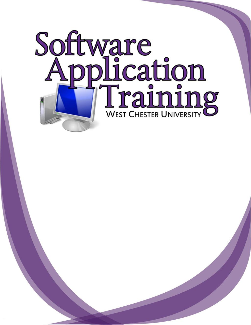 Introduction to Excel 2013 Copyright 2014, Software Application Training, West Chester University.