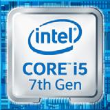 Powerful performance for everyday tasks Made to power your work day 7th generation Intel Core i5 processor and