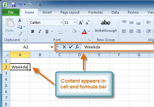 To select multiple columns Drag your mouse across multiple column headings. To select a single entire row Click the row number. To select multiple rows Drag across multiple row numbers.
