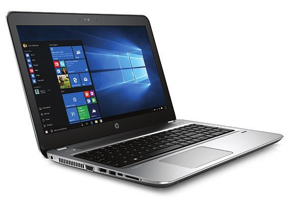 HP ProBook 450 G4 Notebook PC Specifications Table Available Operating System Windows 10 Pro 64 1 Windows 10 Pro (National Academic only) 1 Windows 10 Home Single Language 64 1 Windows 10 Home 64