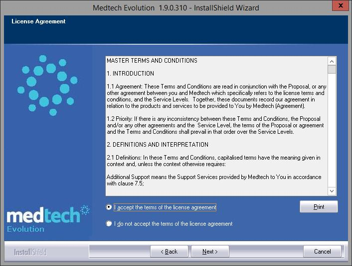 Upgrade Guide Preparing t upgrade the Database Server Database Upgrade 1. Lg n t the Database Server. 2. Lcate and duble click n the EvlutinDB_Upgrade1.9.0.312.exe t launch the installatin wizard. 3.