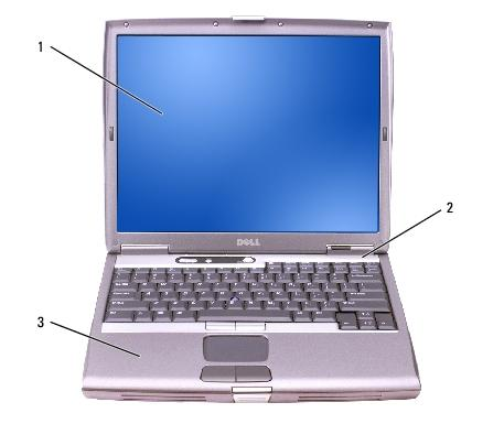 Keyboard: Dell Latitude D505 Service Manual Back to Contents Page Keyboard Dell Latitude D505 Service Manual CAUTION: Before performing the following procedures, read the safety instructions in your