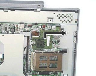and remove the TV Out board (G7CUS PCBA).