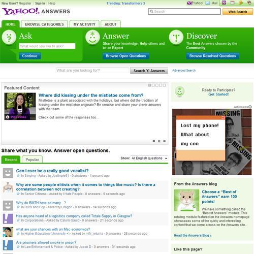Method #3 Blog Post Comments Method #4 Yahoo Answers! Again this is really easy to do. Just like forum marketing, you simply reply to a blog post related to your subject.