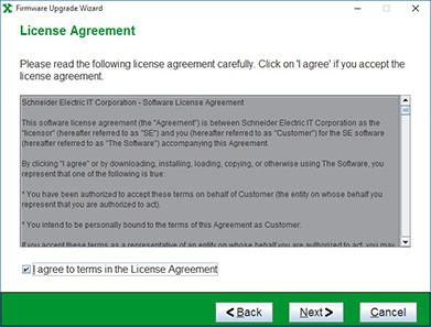 Step Tw Agree t the License Agreement, and click