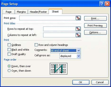 Commonly Used Features Comments A comment is a note that you attach to a cell, separate from other cell contents.