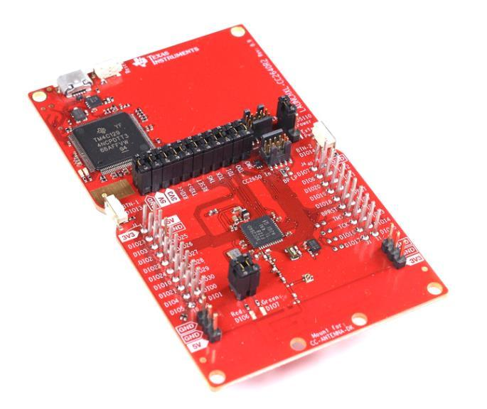 Getting started with TI on Bluetooth 5 is easy Order a CC2640R2F LaunchPad