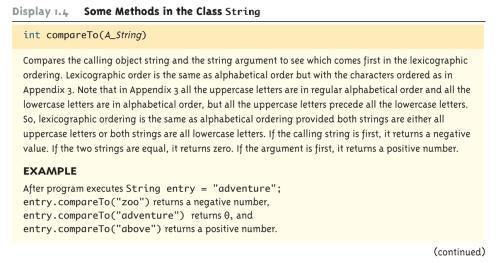 Class String (Part 8 of