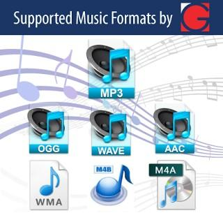Audio Streaming Formats Many formats and standards for streaming audio RealNetworks' RealAudio, streaming MP3, Macromedia's Flash and