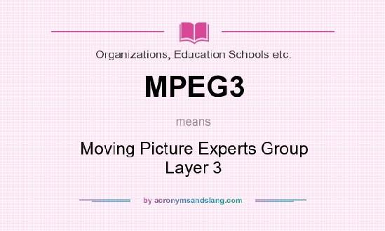 Evolution of MPEG MPEG-3 Originally developed for HDTV, but abandoned when MPEG-2 was