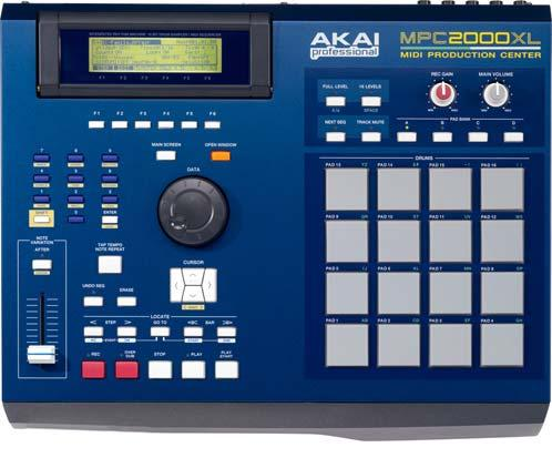 Product Overview Product Description The Akai Professional MPC2000XL-MCD MIDI Production Center combines a 64-Track MIDI Sequencer and a 32-voice Stereo Digital Sampler, with 16 velocity and pressure
