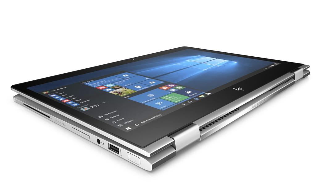 EliteBook x360 1030 G2 The only device that you will ever want Convertible design