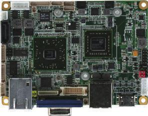 05 Pico-ITX Boards PICO-HD01 Pico-ITX Fanless Board with HDMI and AMD G-Series T40E/T40R Processor SATA Power SATA COM DIO Power USB VGA LVDS Front Panel LCD Inverter Features Onboard AMD G-Series