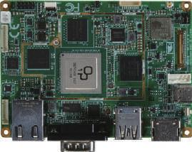 05 Pico-ITX Boards RICO-3399 Pico-ITX Fanless Board with Rockchip ARM Dual-Core Cortex-A72 and Quad-Core Cortex-A53 DC Input I2C/USB edp Type C (OTG) Features Rockchip RK3399 SoC Onboard LPDDR3