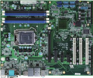 10 Industrial Motherboards IMBA-Q77 ATX Industrial Motherboard with 3rd Generation Intel Core i7/i5/i3 Processor DDR3 1066/1333 MHz up to 32 GB Intel Core i7/i5/i3 LGA1155 COM ATX LAN x 2 SATA 6.