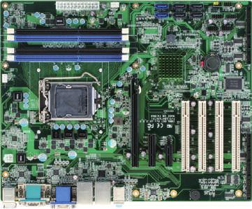 10 Industrial Motherboards IMBA-967 ATX Industrial Motherboard with Intel Core i7/i5/i3 Processor DDR3 DIMM x 4 Intel 4C/2C 32nm Core i7/i5/i3 LGA 1155 ATX Power SATA x 6 PCI- Express PCI x 4