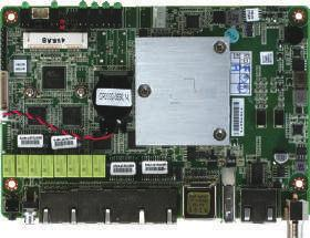 11 Networking Motherboards FWB-2250 4 LAN Ports Networking Motherboard with Intel Atom E3815 Processor SoC Front View VGA Pin header Mini-Card Slot x 1 System Fan Power Pin CPU Cooler Features Intel