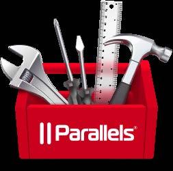 C HAPTER 1 Welcome to Parallels Toolbox Parallels Toolbox is a collection of convenient, easy-to-use, lightweight applications, or tools, to help you focus, get things done, and stay secure.