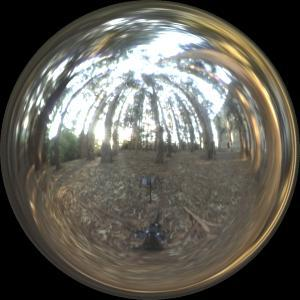 Capturing environment maps 360